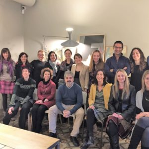 SYNAPSE holds its annual Christmas retreat