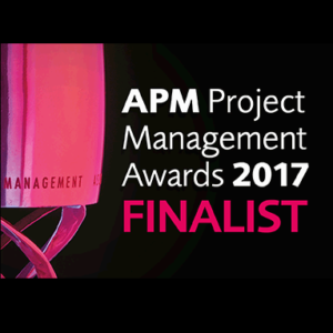IMI EPAD project has been selected as one of the finalists for APM Project Management Awards 2017 in the category of Social Project of the Year