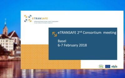 The second eTRANSAFE Consortium Meeting, hosted by Roche and co-organised by Synapse, held in Basel