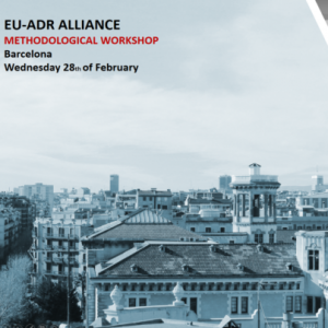 Synapse hosts the 1st EU-ADR Alliance Methodological Workshop in Barcelona