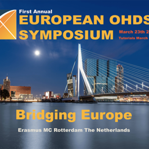 SYNAPSE attended the first Observational Health Data Sciences and Informatics (OHDSI) Symposium in Rotterdam