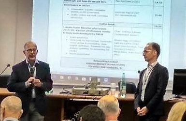 The first DRIVE Annual Forum was held in Rome on the 17th and 18th of September 2018